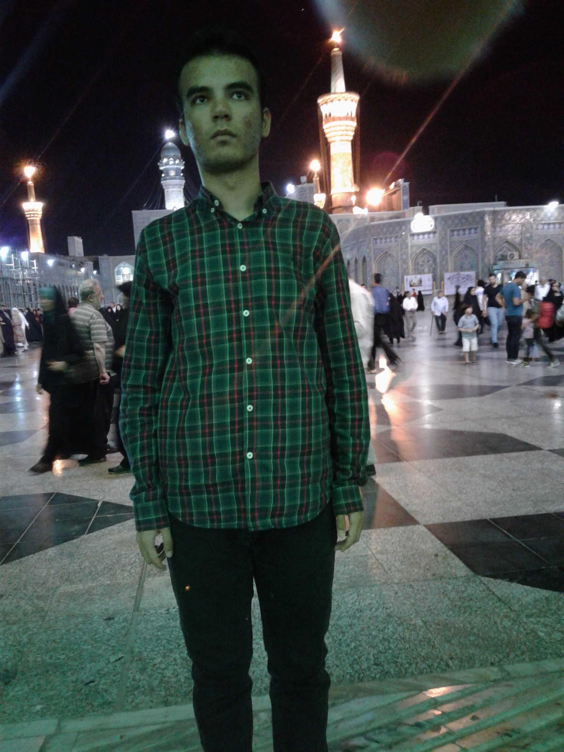 علی رمضانی